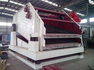 Sand and Coal Washing Use Linear Vibrating Screen pictures & photos