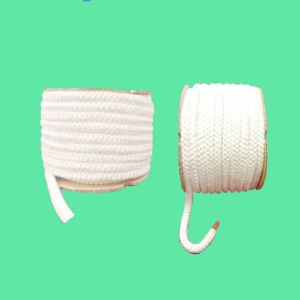 High Temperature Thermal Insulation Ceramic Fiber Rope for Sealing pictures & photos