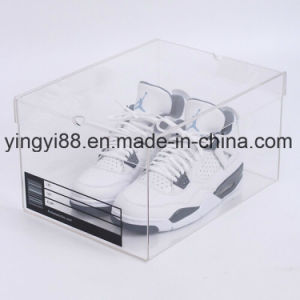 100% Acrylic Sneaker Display Case Wholesale pictures & photos