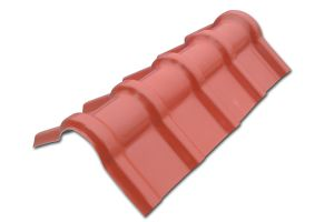 Color Lasting Insulation UPVC Roofing Building Material pictures & photos