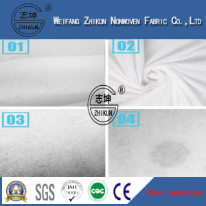 Baby Material SMMS Non Woven Fabric for Making Diaper China pictures & photos