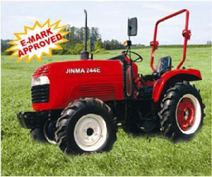 Jinma 24HP Tractor with European Certificate (JM-244E-MARK tractor) pictures & photos