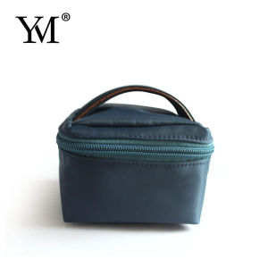 Fashion Ladies Promotional Nylon Cosmetic Bag pictures & photos