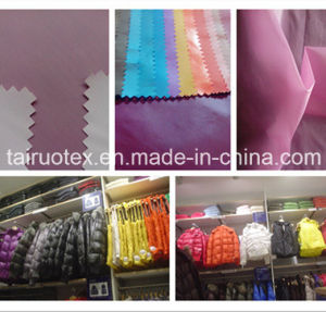 Hot Sale Polyester Taslon for Sportwear and Down Jacket Fabric pictures & photos