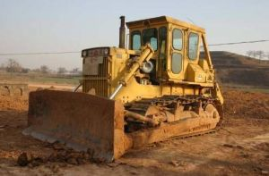 Shantui Brand SD32W Rock Bulldozer pictures & photos