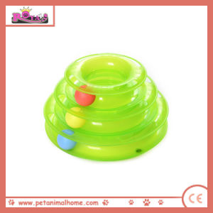 Cute Plastic Ball Pet Toy in 2 Colors (Green) pictures & photos