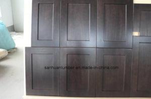 Solod Wood Kitchen Cabinet Door pictures & photos