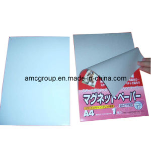 Magnetic Paper Sheets pictures & photos