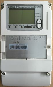 Three Phase Power Meter Ht-302 pictures & photos