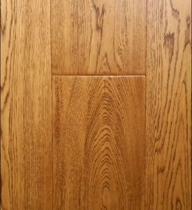 Beautiful Surface Parquet Flooring/ Oak Hardwood Floor pictures & photos