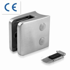 Stainless Steel Square Glass Clamps pictures & photos