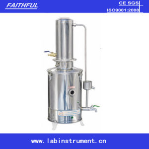 10L/H Sterilization Equipments Type Stainless Steel Water Distiller pictures & photos