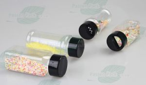 100ml Pet Plastic Shake Bottle for Cake Decaration Products (PPC-PSB-58) pictures & photos
