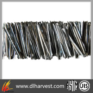 Melt ASTM A820 Steel Fiber for Unshaped Refractory Materials pictures & photos