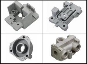 Custom Pressure Die Casting Zinc Parts pictures & photos