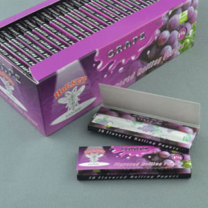 Hornet Grape 78mm 50X50 Leaves Handroll Flavored Rolling Papers (ES-RP-030) pictures & photos