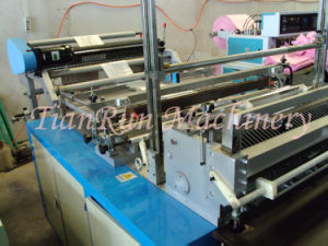 Single-Layer Cold-Cutting PE Plastic Bag Making Machinery (TR-CC600) pictures & photos
