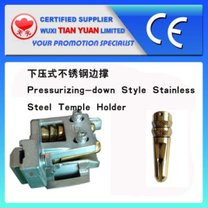 Pressurizing-Down Style Stainless Steel Temple Holder for Water Jet Loom pictures & photos
