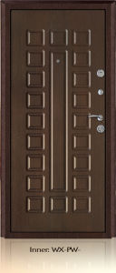 Low Price High Quality Russia Door (WX-PW) pictures & photos