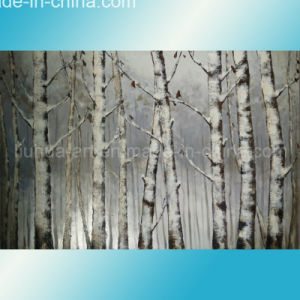 High Quality Handmade Woodland Paintings for Home Designs (LH-144000) pictures & photos