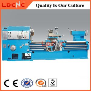 China New Style Manual Horiozntal Metal Lathe for Sale pictures & photos