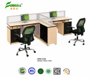 MFC High End Wooden Office Partition pictures & photos