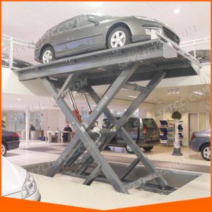 5ton Hydraulic Car Lift Table pictures & photos