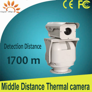 Fixed-Focus CCTV Thermal Imaging Camera (HP-TC) pictures & photos