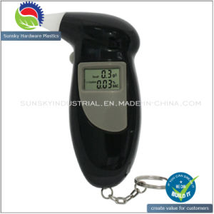 Digital LCD Display Breath Alcohol Tester with LCD Display pictures & photos
