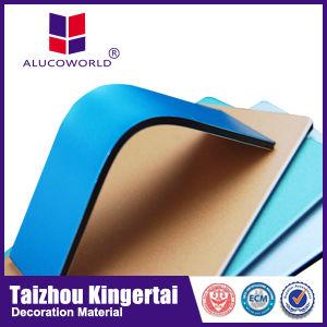 Alucoworld Aluminum Panel Composite Wall Cladding pictures & photos
