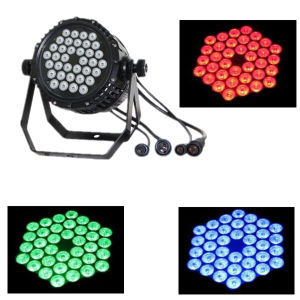 Waterproof Outdoor LED PAR 64 Light 36X3w pictures & photos