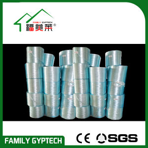 Glassfiber Mesh for Making Gypsum Cornice pictures & photos