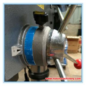 Floor Type Vertical Drilling Machine ( Colum Drill Press ZJ5125) pictures & photos