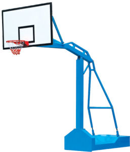 Moving Basketball Stands (TY-10909) pictures & photos