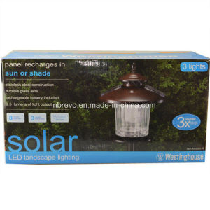 2017 Solar Garden Pathway Light (RS-122) pictures & photos