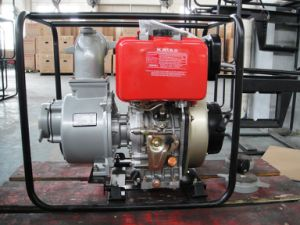 Diesel Water Pump KDP40 4inch Powerful Outlet Water pictures & photos
