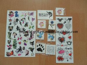 Watertransfer Tattoo Sticker /Body Sticker pictures & photos