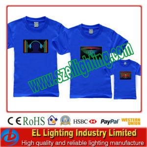 Flash EL Light up T-Shirt (ELTS004)
