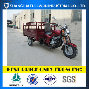 Fl150zh-E 150cc China Motor Tricycle with Double Front Absorber pictures & photos