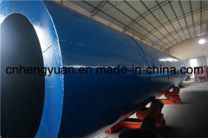 Large Capacity Biomass Wood Chips Sawdust Rotary Dryer pictures & photos