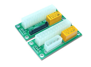 Dual Power Supply Synchronous Start Adapter Card pictures & photos