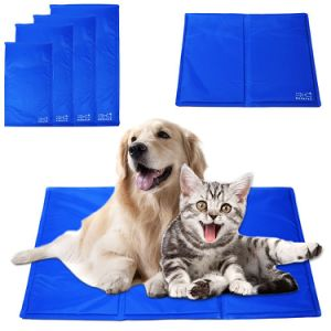 New Washable Pet Dog Cat Bed Mat Self Cooling Summer Heat Relief Mat Pad 30*40cm pictures & photos