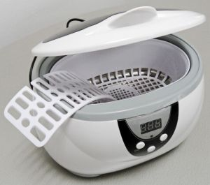 Ultrasonic Multi Purpose Sonic Wave Ultrasonic Jewellery Cleaner pictures & photos