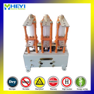 Ckg3-7.2kv/250A Three Phase Vacuum Contactor AC Type Direct Sale pictures & photos