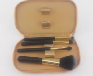 Gold Mini Makeup Brush Set Ly-G045
