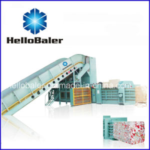 Hellobaler Automatic Waste Paper Baling Machine Hfa13-20 pictures & photos