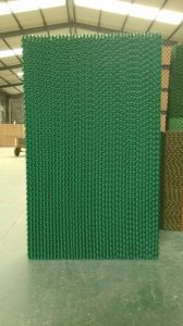 Green Coated Cooling Pad pictures & photos