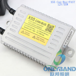 New Arrival of 55W HID Canbus X55 HID Xenon Ballast