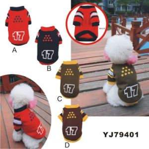 Dog Clothes Patterns (YJ73401) pictures & photos