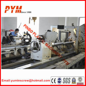 Vent Barrel Screw and Screw Barrel for Recycling Film pictures & photos